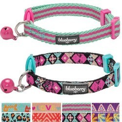 Collier pour Chat Blueberry Pet