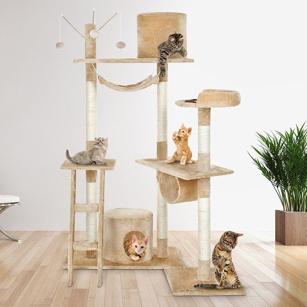 Comment Installer Un Hamac Sans Arbre arbre à chat : guide d'achat et sélection des meilleurs