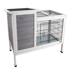 Cage à Lapin intérieur Petsfit Hutch