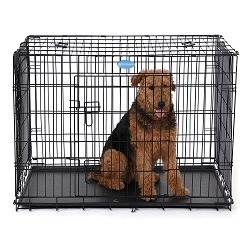 Cage de Transport pour Chien Songmics PPD42H
