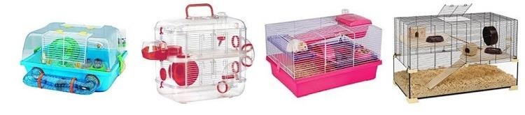 Comparatif Cage à Hamsters