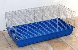 M.O Cage à Lapin-cochon d'inde XXL