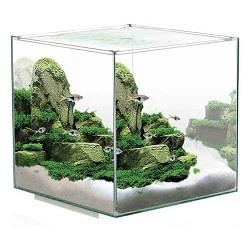 Aquarium Design Tout Équipé 14L